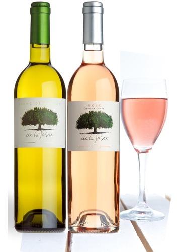 Domaine de la Jasse Mixed White & Rosé Case