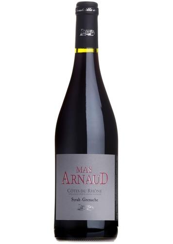 2015 Côtes du Rhône, Mas Arnaud
