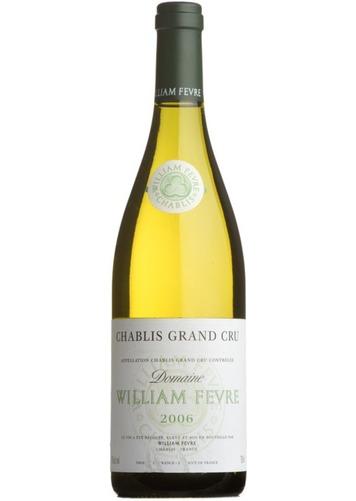 2006 Chablis Grand Cru 'Vaudesir', William Fevre