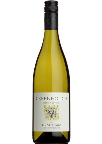2013 Pinot Blanc 'Hope Vineyard', Greenhough, Nelson
