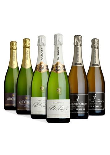 Champagne Six