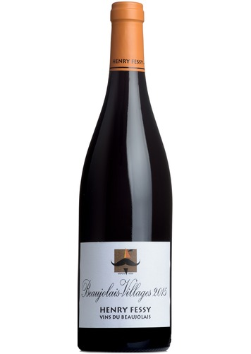 2015 Beaujolais Villages, Henry Fessy