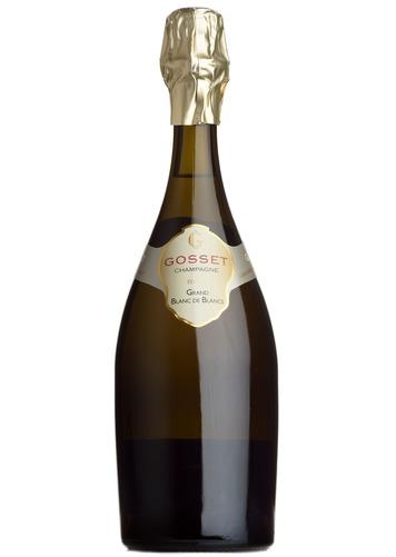 Gosset Grand Blanc de Blancs Brut, Champagne, France