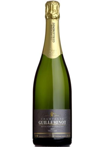 Brut Cuvée Prestige 'Blanc de Noirs', Michel Guilleminot, Champagne, France