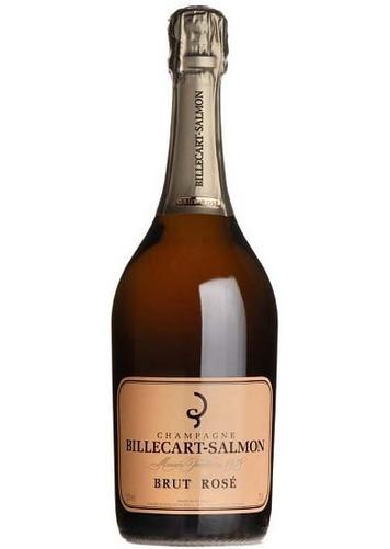 Brut Rosé, Billecart-Salmon, Champagne, France