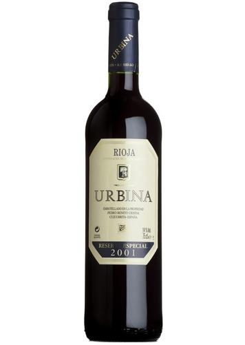 2001 Rioja Reserva Especial, Bodegas Benito Urbina
