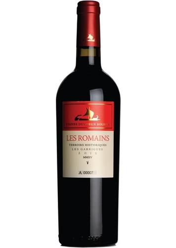 2015 Les Romains Rouge, Les Vignes des Deux Soleils, Languedoc