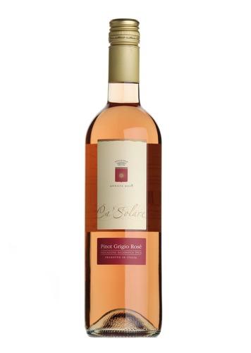 2015 Pinot Grigio Rose, Ca'Solare, Lombardy