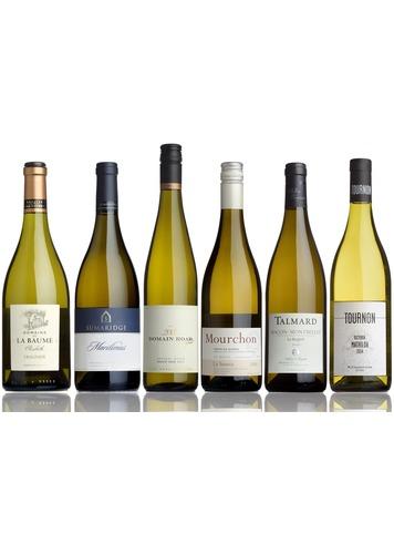 Rich, Opulent Whites, 6 Bottle Taster Case