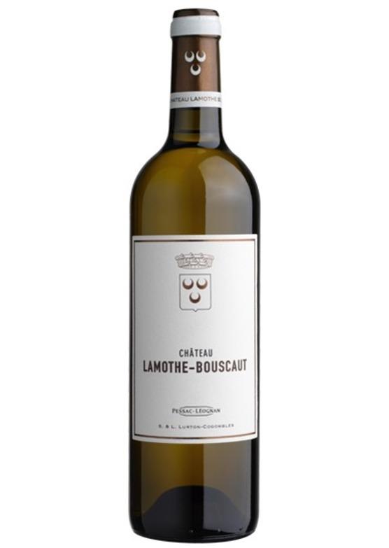2011 Chateau Lamothe-Bouscaut blanc, Pessac-Léognan