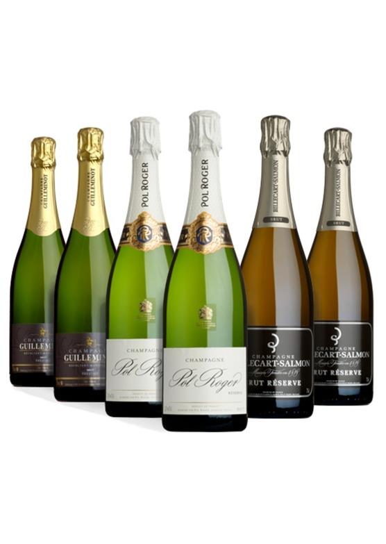 Champagne Six (Whites)