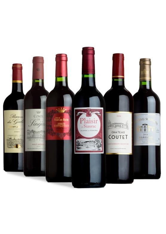 The Fine Bordeaux Collection