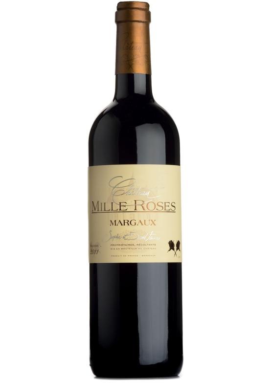 2012 Château Mille Roses, Margaux, Bordeaux