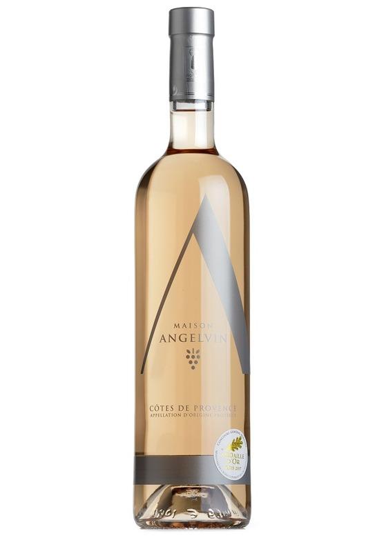 2017 Rosé de Provence, Selection Angelvin